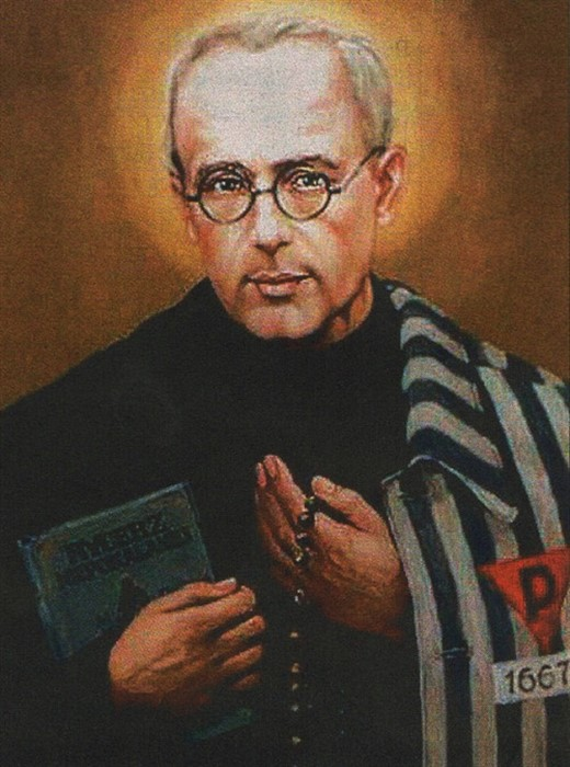 father maximilian kolbe How st maximillian kolbe led people into relationship with god st maximilian kolbe is if a man ever existed who had no prior, that was father maximilian.