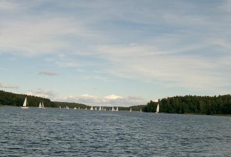 Masuren und Ermland See