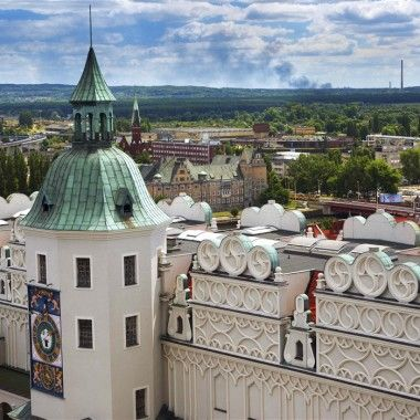 Castles and Palastes in South Poland