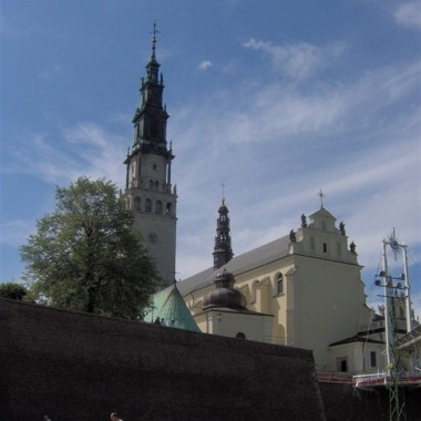 On the traces of Polish Saints